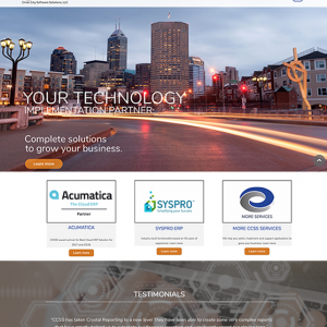 Circle City Software Website