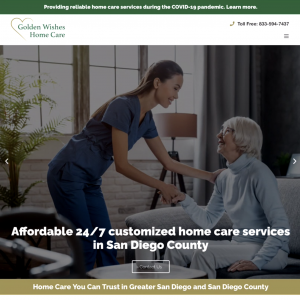 Golden Wishes Home Care