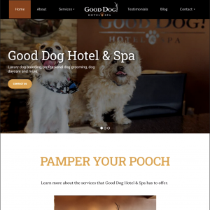 Good Dog Hotel & Spa